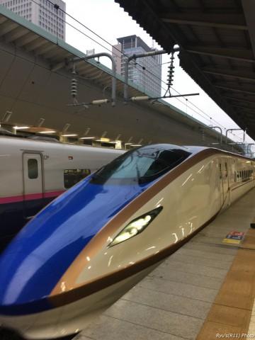 【ダイジェスト】北陸新幹線にのって富山へ行ってきました